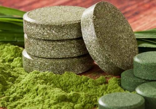 Qué contraindicaciones tiene la espirulina?